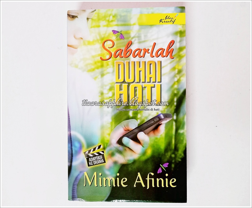 Sabarlah Duhai Hati by Mimie Afinie