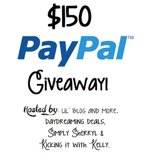 http://www.nymomstyle.com/2016/03/150-paypal-giveaway-event.html