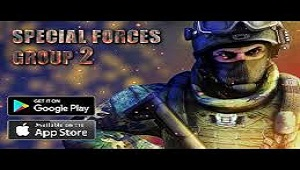 Spesial Forces Group 2 - Game Perang Offline