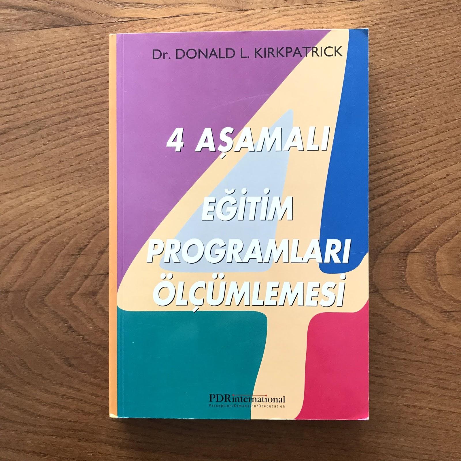 4 Asamali Egitim Programlari Olcumlemesi