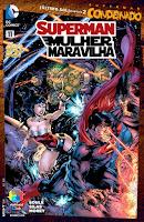 Os Novos 52! Superman & Mulher Maravilha #11