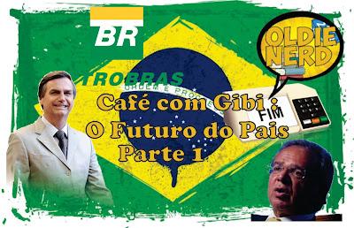 Jair Bolsonaro Paulo Guedes Bandeira