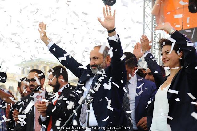 Azerbaiyán intentó evitar el discurso de Pashinyan