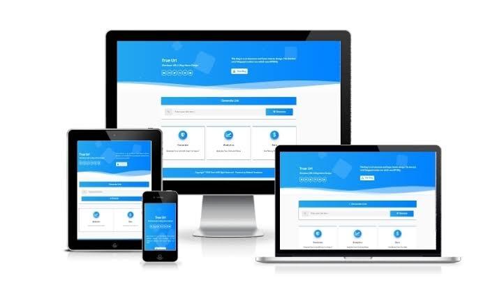 Safelink Smart-URL Premium Blogger Template Free Download