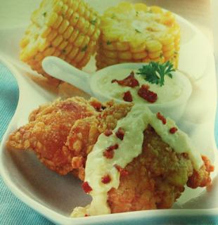 chicken a la maryland
