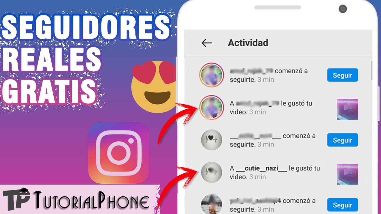 Cómo ganar seguidores en Instagram fácil