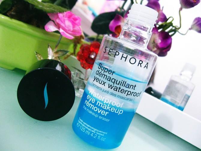 Demaquilante Sephora Waterproof Eye Makeup