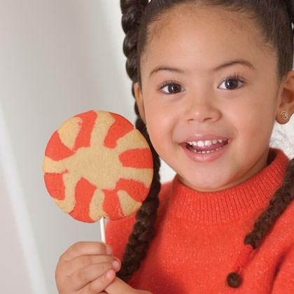 Mint Cookie Pops Recipe