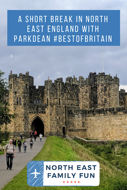 A Short Break in Northumberland and North East England with Parkdean Resorts #BestOfBritain