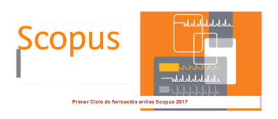 Primer Ciclo de formación online Scopus 2017.
