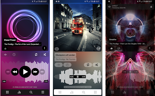 The Best Music Player App