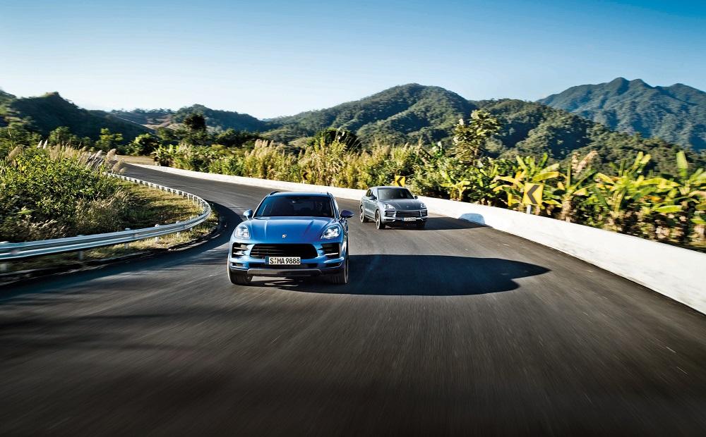 Porsche tăng trưởng ấn tượng tại Châu Á - TBD