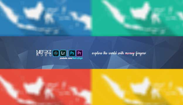 Channel Art YouTube Cover (Free PSD - Google Drive)