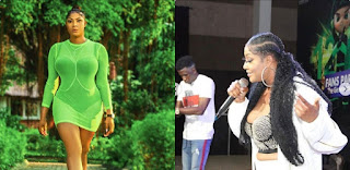 Actress Angela Okorie Attacks By Assassins After Leaving Ikeja Show, Her Case Between Life & Death