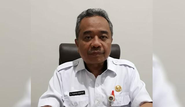 Kepala DPMPTSP Lumajang Akhmad Taufik Hidayat