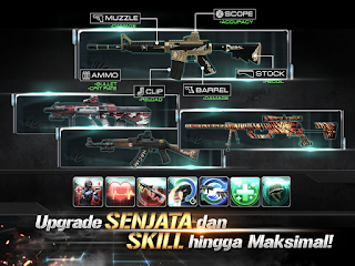 Point Blank Mobile MOD For Android v1.2.0 APK Terbaru 2016 3
