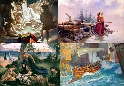 Dünya Mitolojisinden Gizemli Adalar ve Hikayeleri
