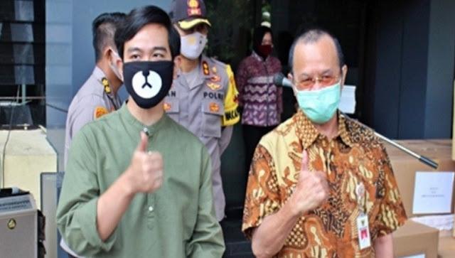Gibran anak Jokowi