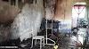 Bayi 10 bulan ditinggalkan sendirian dalam buaian elektrik, maut dalam kebakaran