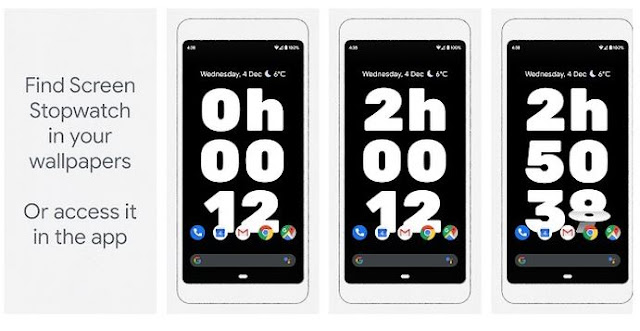 Google presents 3 of its hero apps