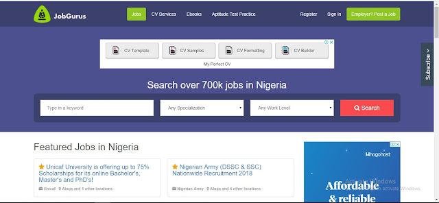 Job Gurus - Jobs in Nigeria Port Harcourt