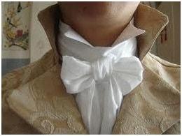 Cravat necktie
