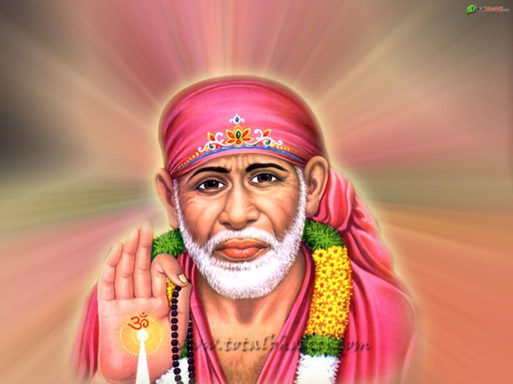 Sai Baba HD Wallpapers | God Wallpapers