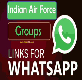 Indian air force Whatsapp group link