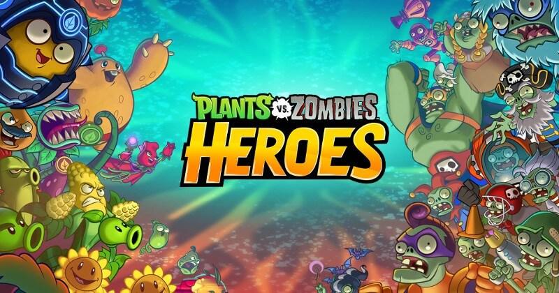 Plants vs Zombies Heroes Dirilis Untuk Perangkat Android dan iOS