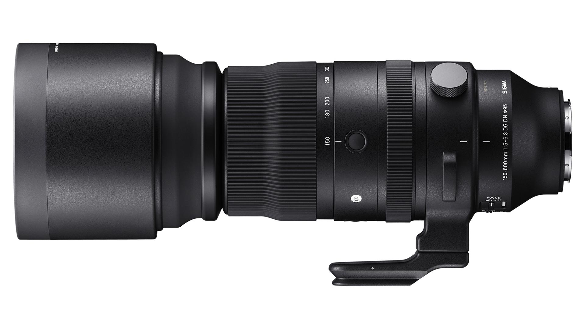 Sigma 150-600mm f/5-6.3 DG DN OS Sports