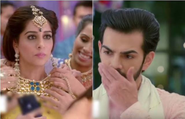 Revealed:  Rohit to finally learn Mahatre-Sonakshi's secret relation in Kahan Hum Kahan Tum