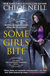 Some girls bite    Chicagoland vampires #1   Chloe Neill