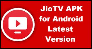 JioTV APK Download