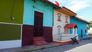 Local houses in Granada