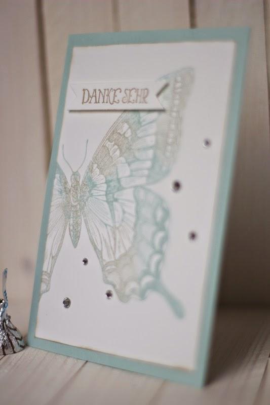 Schmetterlings-Danke - { Conibaers creative desk } Constanzes ...