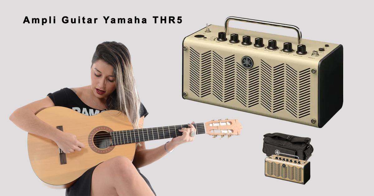 Mua bán Amply Guitar Yamaha THR5A chính hãng, giá rẻ nhất