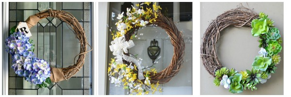 spring wreaths to make