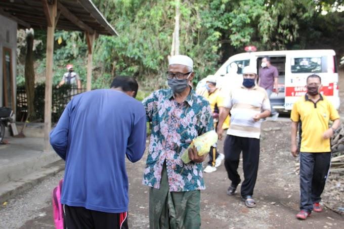 Pasien Sibawi Covid -19 Jember Jatim, Kunci Kesembuhan Sabar dan Iklas.