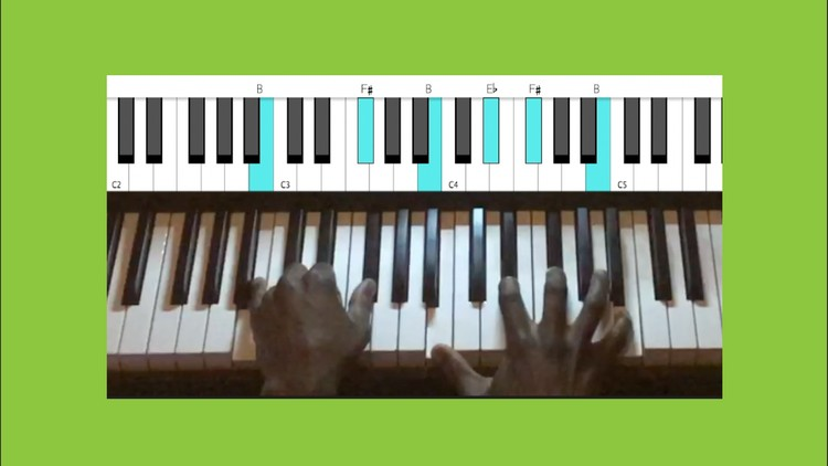 Intermediate to Advanced Piano Course - Become a Top Pianist - Udemy Coupon