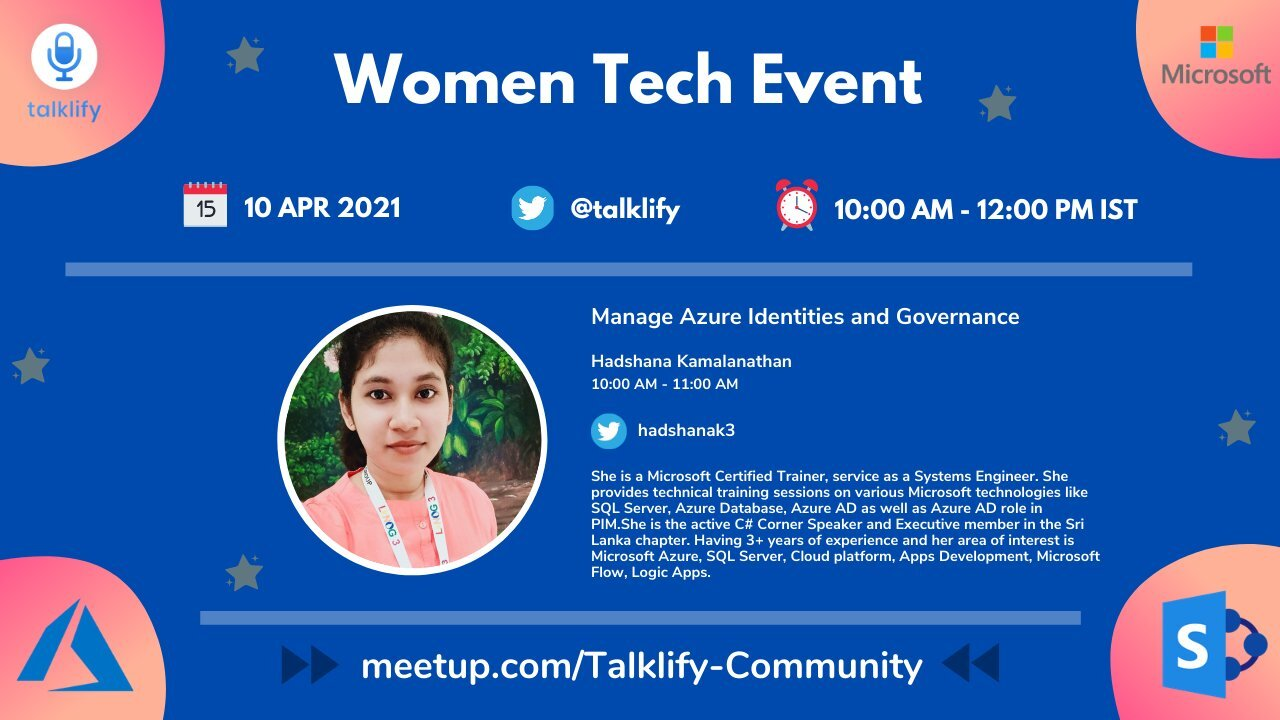 Women Tech Event 2021