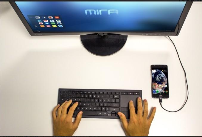 Miraxess Mira PC Mode