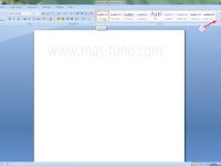 Fungsi Tab Home Group Style Microsoft Word