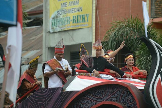 Karnaval Kemerdekaan 2017, Jokowi Akan Naik Kendaraan Hasil Kolaborasi Para Seniman