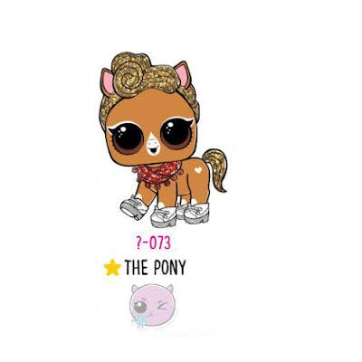 Игрушка пони из коллекции Лол Сюрприз 2018 года The Pony