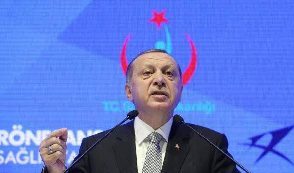Erdogan repite declaraciones poco amistosas contra Armenia