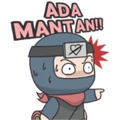 Ninja Baper (Animated)