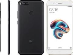 Harga dan Spesifikasi Xiaomi Mi 5X - Dual 12 MP Kamera