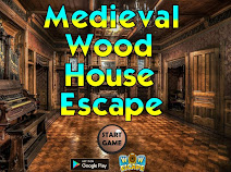 Wow Medieval Wood House Escape