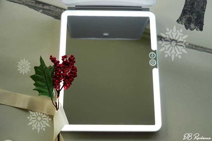 Malibu Portable Mirror from HD Mirrors