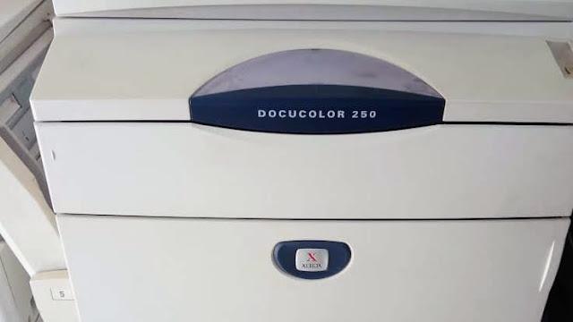 Xerox dc250 error code 010-320